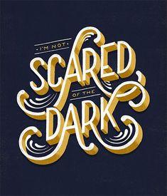 SCARED DARK