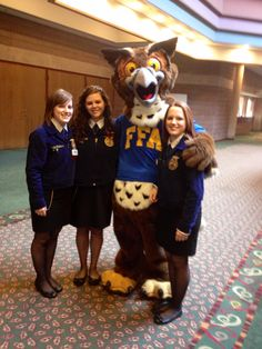 Met Flyte at the 85th TN FFA State Convention!