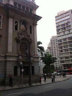 Largo São Francisco. Centro
