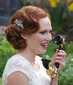 The Great Gatsby Hair Trend will continue into SS14
