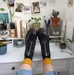 Lazy Oaf Jungle Boot from Dr Martens on 21 Buttons