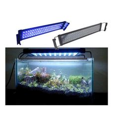 High Quality 1pc Underwater Aquarium Fish Tank Fishbowl Light SMD 6W 28 CM LED Light Lamp #light #led #new #water https://seethis.co/MEzZ6p/