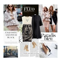 """580/366 ~11/09/2015"" by elliot-jotta-dunnoni ❤ liked on Polyvore featuring Zara, Lux-Art Silks, Osman, Rebecca Taylor and NIC+ZOE"