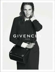 Julia Roberts for Givenchy S/S 15, photographed by Mert & Marcus.