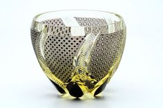 Edo kiriko - traditional glass ware