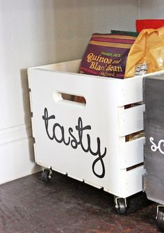 15 Diy Pantry Organization Projects To Start Today - Page 10 Of 16