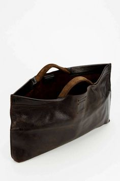 Jo East Leather tote