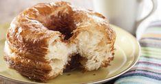 Recette de Cronuts light. Facile et rapide à réaliser, goûteuse et diététique. Ingrédients, préparation et recettes associées.