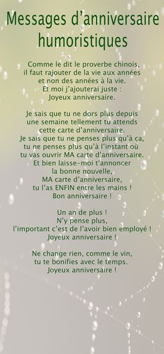 Message Carte D'invitation Anniversaire Best Of Best 25 Carte Anniversaire Humoristique Ideas On Birthday Quotes, Birthday Wishes, Birthday Cards, Happy Birthday, Funy Quotes, Best Quotes, Quote Citation, French Quotes, Messages