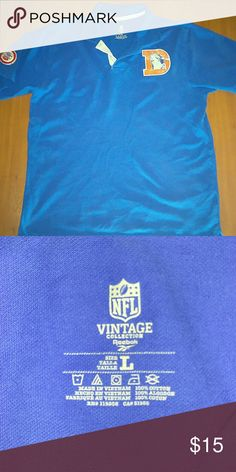 Denver Broncos Large . Shirts