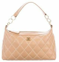 3f48afa50775 Chanel Surpique Leather Hobo Bag - Shop Now! http   shopstyle.it