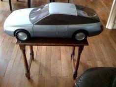 OG | 1986 Renault Alpine A610 - Project GTA | Heuliez proposal - scale clay model
