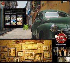 Kampagne: Havana Club Video Mixer — Agentur: argonauten G2 | G2 Germany — Kunde: Pernod Ricard - Havana Club  — Jetzt noch mehr Kampagnen pur im Fischer`s Archiv! www.fischersarchiv.de