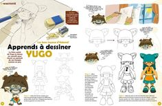Wakfu - Apprends à dessiner Yugo