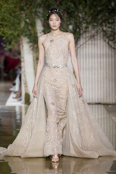 #ZuhairMurad   #fashion  #Koshchenets     Zuhair Murad   Haute Couture - Autumn 2017   Look 31
