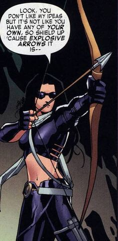 Fracture (Kate Bishop, Hawkeye)