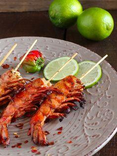 Pili Pili Shell-On Shrimps http://www.diverdediviola.it/diverdediviola/pili-pili-shell-on-shrimps/