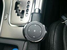 【レビュー】使用感サイコー! 『サテチ/Bluetooth メディアボタン』