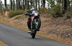 Honda VFR800X Crossrunner.