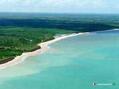 #Prado (BA) - Barra do Cahy
