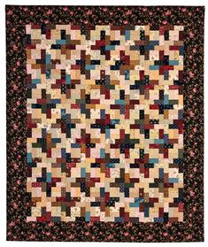 An Old-Fashioned Quilt""