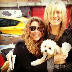 Natasha and Taylor