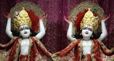 Sri Sri Gaura Nitai (ISKCON Juhu)