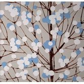 Found it at AllModern - Lumimarja Wallpaper in Blue and White by Erja Hirvi