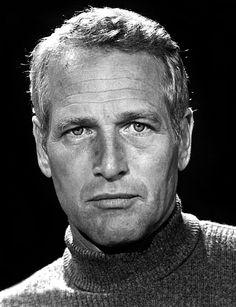 paul newman en pull Au début de sa carrière d'acteur, il a été souvent confondu avec Marlon Brando . Il affirme avoir signé près