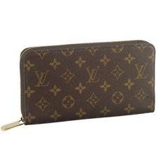757899bb1ea Zippy Organizer Louis Vuitton Wallet, Louis Vuitton Monogram, Louis Vuitton  Handbags, Replica Handbags