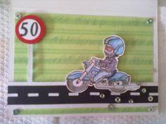 K narozeninám pro motorkáře