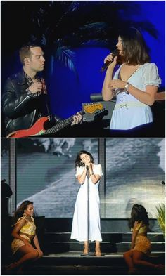 June 29, 2018: Lana Del Rey performing at the Aerodrome Festival in the Czech Republic #LDR