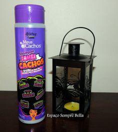 Espaço Sempre Bella: #Resenha - Shampoo Bomba Cachos - Embelleze