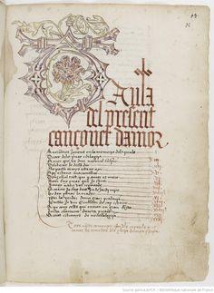 Ancien fonds, n° 7699 ; Mazarin