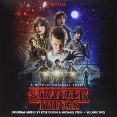 Kyle Dixon & Michael Stein - Stranger Things Saison 1, Volume 1 & 2 (Box)