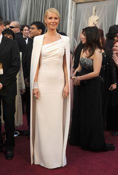 Gwyneth Paltrow in Tom Ford, Oscars 2012