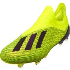 online store a7114 f1665 adidas X 18 FG – Solar Yellow Black White