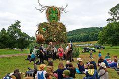 Green Man Festival 2014 Brecon Beacons UK