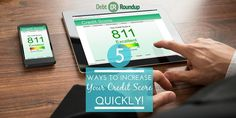 5 Easy Ways to Increase Your Credit Score