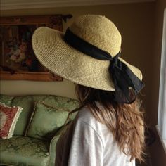 Spring sale Classy straw hat  The Perfect hat for Spring break and Summer vacation  Other