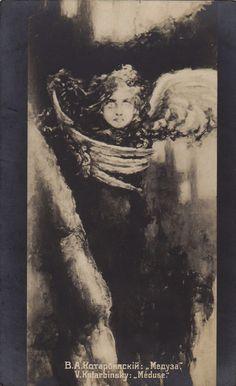 Vasily (Wilhelm) Alexandrovich Kotarbinsky, Medusa