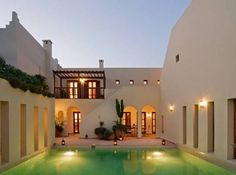Image result for moroccan riad floor plans