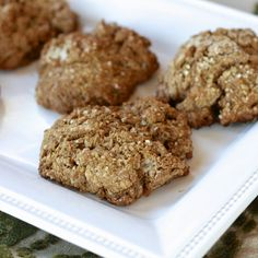 Whole Wheat Gingerbread Scones - The Sweets Life