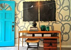 eclectic entry by Valerie McCaskill Dickman