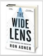 In The Wide Lens, innovation expert professor Ron Adner draws on over a decade of research and field testing to take you on far ranging journeys from Kenya to California, from transport to telecommunications, to reveal the hidden structure of success in a world of interdependence.