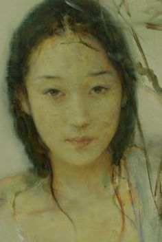 Hu Jun Di - The Princess Yunluo http://www.keywestartgalleries.com/jun-di/theprincessyunlualarge-image.php