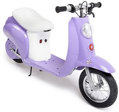 Electric Scooter For Kids Girls Teens With Seat Charger