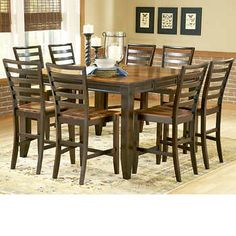 Merveilleux Cooper 9 Piece Counter Height Dining Set · Solid WoodDining ...