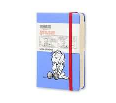 12 months - Peanuts - Daily Planner - Pocket - hard cover - Moleskine ®
