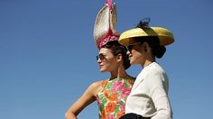 Spring Racing Carnival Millinery inspiration... #MelbCup 2014